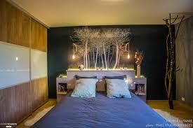 chambre ambiance une chambre ambiance forêt scandinave hélène lutanie côté maison