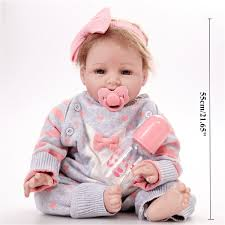Top 10 Best Silicone Baby Dolls Realistic For Fun Learning