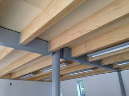 100 Exposed Joists IBuilt 90 LVL An Attractive Option For And