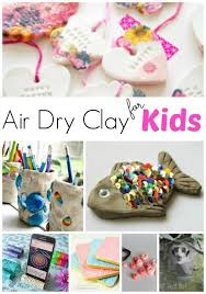 Wonderful Air Drying Clay Art Projects For Kids These Are Easy Step By To Do At Home Or In The Classroom