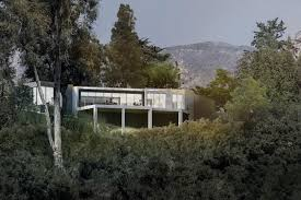 100 Tighe Architecture Parti Shot Las Alturas Residence By