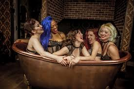 Bathtub Gin Nyc Burlesque by Burlesque Brunch At Bathtub Gin U2014 Wasabassco