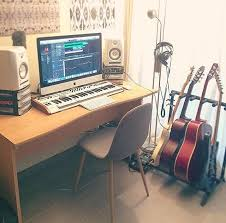 29 Awesome Home Studio Design Nidson Simple But The Vibe Makes You Make Great Music