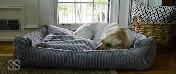 luxury dog bed jax and bones grey corduroy dog bed 3 shades of dog