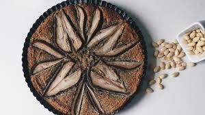 schoko birnen kuchen so gelingt er einfach und schnell
