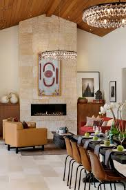 100 Zen Inspired Living Room Dining And With Circular Chandeliers HGTV