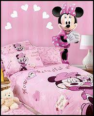 Kids Theme Bedroom Ideas Minnie Mouse