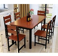 Dining Table Set 1+6, Furniture, Tables & Chairs On Carousell Ding Room Fniture Cluding A Table Four Chairs By Article With Tag Oval Ding Tables For 8 Soluswatches Ercol Table And Chairs Elm 6 Kitchen Room Interior Design Vector Stock Rosewood Set Extendable Whats It Worth Find The Value Of Your Inherited Fniture Wikipedia Danish Teak Wood Chairs Circa 1960 Set How To Identify Genuine Saarinen Table Scandart Vintage Mid Century S Golden Elm Extending 4
