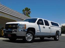2012 Used Chevrolet Silverado 2500HD CA Owned And Carfax Certified ...