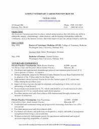 It Technician Resume Lovely Sample Awesome Entry Level Lab Of