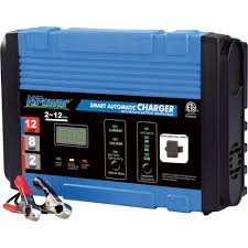 NPower Automatic Battery Charger/Maintainer — 12 Volt, 2/8/12 Amp ... Noco 72a Battery Charger And Mtainer G7200 6amp 12v Heavy Duty Vehicle Car Van Compact Clore Automotive Christie Model No Fdc Fleet Fast In Stanley 25a With 75a Engine Start Walmartcom How To Use A Portable Youtube Amazoncom Centech 60581 Manual Sumacher Se112sca Fully Automatic Onboard Suaoki 4 Amp 612v Lift Truck Forklift Batteries Chargers Associated 40 36 Volt Quipp I4000 Ridge Ryder 12v Dc In 20