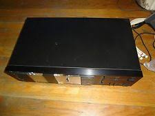 Nakamichi Tape Deck Bx 2 by Nakamichi Bx 2 2 Head Cassette Deck Ebay