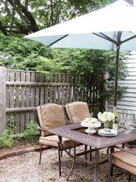 Diy Pea Gravel Patio Ideas by Famed Ideas About Gravel Patio On Pinterest Pea Gravel Patio With