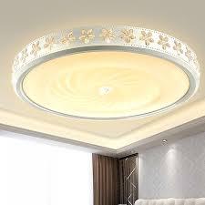 blume decke licht innen beleuchtung led luminaria abajur moderne led deckenleuchte für wohnzimmer le für home fernbedienung