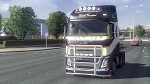 Volvo Uldall Transport Skin » Modai.lt - Farming Simulator|Euro ...