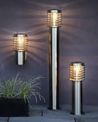 outdoor wall lighting led warm and welcoming outdoor wall