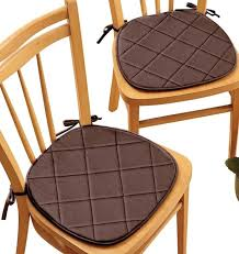 Quilted Memory Foam Chair Pads With Ties... Rocking Chair Cushion Set Theodore Alexander Ding Room Country Lifestyle Arm Best Baby Bouncer Chairs The Best Uk Bouncers And Deals Sales For Fniture Cushions Bhgcom Shop Seat Pads Quilted Memory Foam With Ties Birthing Chair Wikipedia Chairs Patio Home Depot Amazoncom Office Stain Resistant Gripper Kitchen Wayfair