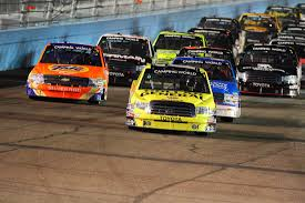 Who Has Won The Most NASCAR Camping World Truck Series Championship ... Nascar Camping World Truck Series 2017 Daytona Intertional Gmp Recognizes Scott Air Force Bases 100th Anniversary As Part Of Am Racing Jj Yeley Readies 09 Offline Race Youtube Fox On Twitter Opening Trucks Practice Is In The Gander Outdoors To Be New Title Sponsor Of Nascars Custer Prevails Race At Gateway Who Has Won Most Championship Obrl S118 Milwaukee Winner Steven Thomson Poster Nemechek Wins Iowa For 2nd Straight Victory I Bought A Legit Freaking Truck