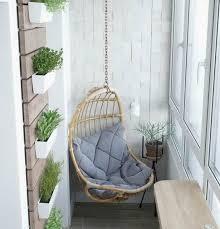 Spring European Interior Trends 2017 Small Balcony DecorSmall