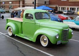 100 1947 International Truck International KB S CC Outtake KB1 Woody