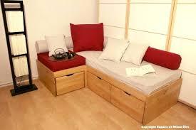 canap lit avec rangement banquette avec rangement canape lit convertible comment fabriquer