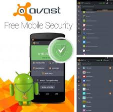 Download Avast Mobile security for Android phones and tablets