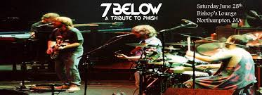 Bathtub Gin Phish Tribute Band by Music Setlists 7 Below A Tribute To Phish