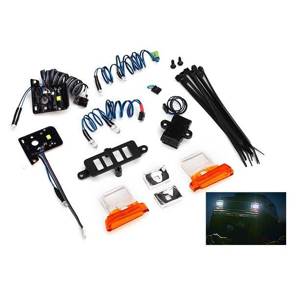 Traxxas 8036 LED Light Set Contains Headlights