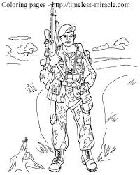 Us Army Coloring Pages To Print