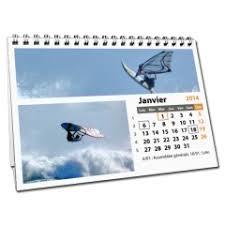 calendrier de bureau personnalisé calendrier photo personnalisé chevalet pour associations et
