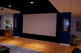 My Home Theatre Multi Purpose Basement 150 Screen Lots Of Pictures