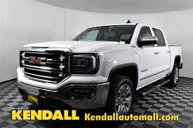 New 2018 GMC Sierra 1500 SLT 4WD In Nampa #D481531 | Kendall At The ...