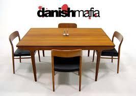 Inspiring Dining Room Decoration Using Modern Danish Table Stunning Image Of