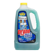 Drano Wont Unclog Kitchen Sink by Drano 64 Oz Max Commercial Line Drain Build Up Remover 4 Pack