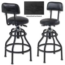 Barnett Harley Davidson Home Decor Indoor Furniture Bar Stools Within Awesome In Addition To Gorgeous