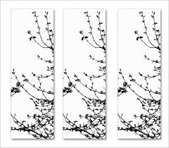 Spring Affair Bookmark Free