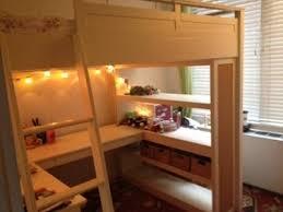 Gently used Pottery Barn Sleep Study Loft Furniture available