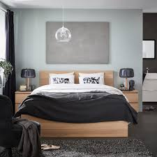 ikea malm schlafzimmer ideen stempel selber