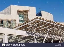 100 Enric Miralles Architect New Scottish Paliament