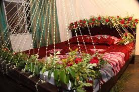 Wonderful Indian Wedding Bedroom Decoration 99 In Table Ideas With