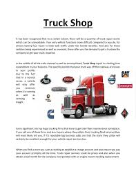 100 Truck Store Shop By Alyssot8 Issuu