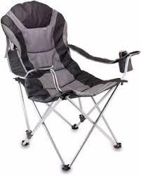 Reclining Camping Chairs Ebay by Footballs 21220 Reclining Camp Chair Red Atlanta Hawks Print