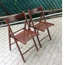 Wooden Chair Foldable
