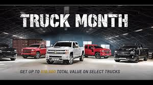 100 Truck Month Jeff Smiths County Chevrolet YouTube