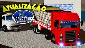 100 World Truck Simulator Nova Atualizao Driving