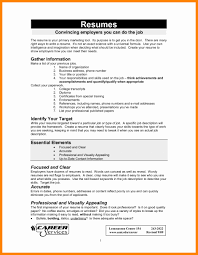 30 Lovely Resume Objective When Not Applying For Specific Job