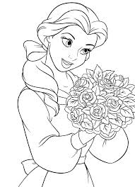 Disney Coloring Book Pages With Kids Printouts Color Print Outs