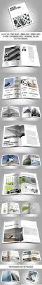 100 Modern Architecture Magazine Template By Milos83 GraphicRiver