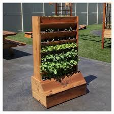 unassembled vertical garden bed brown gronomics target