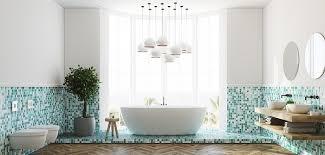 badezimmergestaltung 10 ideen mit und ohne fliesen